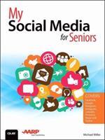 My Social Media for Seniors 0789758490 Book Cover
