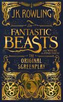 Fantastic Beasts and Where to Find Them: The Original Screenplay 1338109065 Book Cover