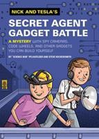 Nick and Tesla's Secret Agent Gadget Battle 1594746761 Book Cover