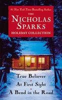 The Nicholas Sparks Holiday Collection 145557354X Book Cover