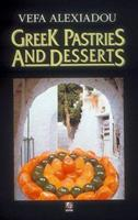 Greek Pastries and Desserts 9608501873 Book Cover