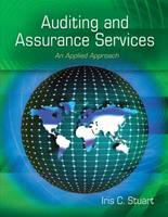 Auditing and Assurance Services: An Applied Approach Auditing and Assurance Services: An Applied Approach 0073404004 Book Cover
