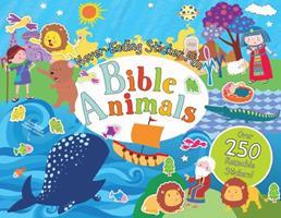 Never-Ending Sticker Fun: Bible Animals 0736972579 Book Cover
