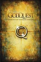 GodQuest: Discover the God Your Heart Is Searching for: six signposts for your spiritual journey 1935541293 Book Cover