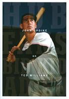 Hub Fans Bid Kid Adieu: John Updike on Ted Williams 1598530712 Book Cover