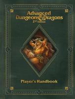 Premium 2nd Edition Advanced Dungeons & Dragons Player's Handbook 0786964456 Book Cover