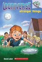 Stranger Things 0545496020 Book Cover