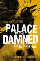 Palace Of The Damned 0316078697 Book Cover