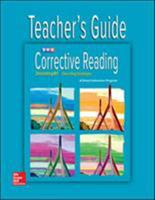 Corrective Reading: Decoding B1, Teacher's Guide, Decoding Strategies 0076112179 Book Cover