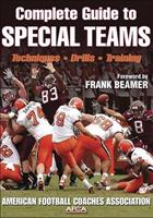 Complete Guide To Special Teams (American Football Coaches Ass) 0736052917 Book Cover