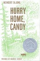 Hurry Home, Candy 0060214864 Book Cover