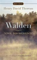 Walden, or, Life in the Woods / Civil Disobedience 0451523776 Book Cover
