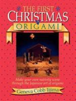 The First Christmas in Origami 0840735448 Book Cover