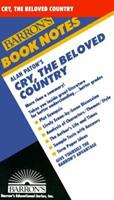 Alan Paton's Cry, the Beloved Country (Barron's Book Notes) 0812035070 Book Cover