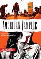American Vampire, Volume 7 1401254322 Book Cover
