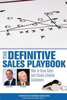 The Definitive Sales Playbook 1935723952 Book Cover