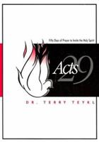 Acts 29: 50 Days to Invite the Holy Spirit 1578920450 Book Cover