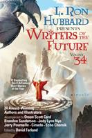 L. Ron Hubbard Presents Writers of the Future 34 1619865750 Book Cover