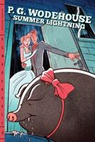 Summer Lightning 0140009957 Book Cover