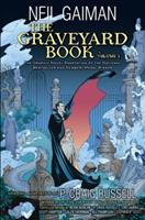 The Graveyard Book, Volume 1 0062194828 Book Cover