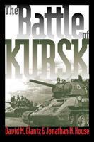 The Battle of Kursk (Modern War Studies) 0700609784 Book Cover