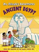 Ms. Frizzle's Adventures: Ancient Egypt 0590446800 Book Cover