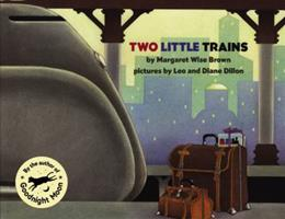 Two Little Trains 0064435687 Book Cover