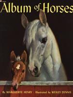 Album of Horses 0590486888 Book Cover