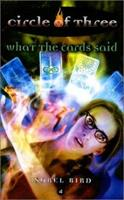 What the Cards Said 0064472949 Book Cover