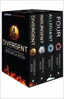 Divergent Series Box Set 000758850X Book Cover