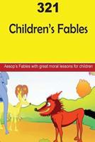 321 Children?s Fables (Dari) 1540833771 Book Cover