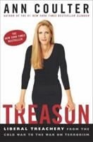 Treason: Liberal Treachery from the Cold War to the War on Terrorism 1400050308 Book Cover