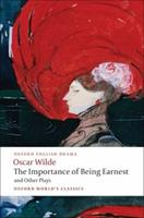 The Importance of Being Earnest and Other Plays 0140482091 Book Cover