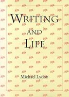 Writing and Life 0874517303 Book Cover