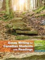 Essay Writing for Canadian Students Plus MyCanadianCompLab -- Access Card Package (7th Edition) 0132557592 Book Cover