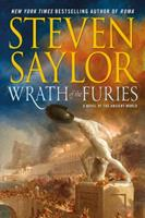 Wrath of the Furies: A Novel of the Ancient World 1250015987 Book Cover