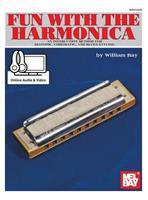 Mel Bay Fun with the Harmonica (Fun Books) (Fun Books) 0871664488 Book Cover