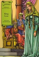 King Lear Audiobook (Graphic Shakespeare) 1599051478 Book Cover