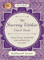 Living Spiritually in a Material World: A Set of 64 Wisdom Cards 1683830296 Book Cover