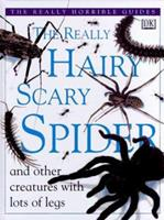 The Really Hairy Scary Spider 0789410281 Book Cover