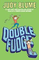 Double Fudge 043958549X Book Cover