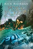 The Battle of the Labyrinth 1423101499 Book Cover