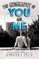 The Geography of You and Me 0545810701 Book Cover