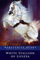 White Stallion of Lipizza 0689718241 Book Cover