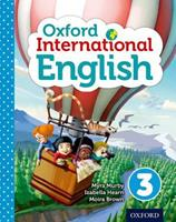 Oxford International Primary English Student Book 3 0198390319 Book Cover
