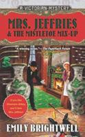 Mrs. Jeffries and the Mistletoe Mix-Up 0425251705 Book Cover