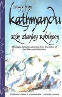Escape from Kathmandu 0812500598 Book Cover