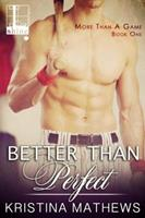 Better Than Perfect 1616507934 Book Cover