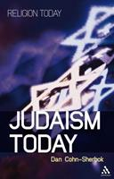 Judaism Today: An Introduction 0826422314 Book Cover
