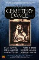 The Best of Cemetery Dance Volume 2 0451458133 Book Cover